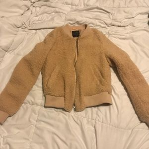 new photos best choice buy best Fashion Nova Jackets & Coats   Faux Teddy Bear Fur Bomber Jacket ...